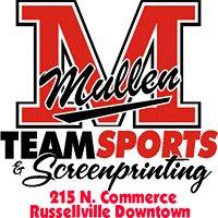 Mullen Team Sports & Screenprinting