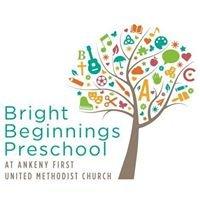 Bright Beginnings Preschool at Ankeny First United Methodist Church