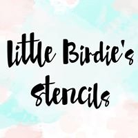 Little Birdie's Stencils