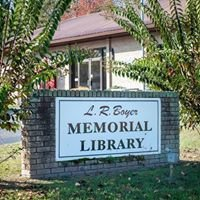 L.R.Boyer Memorial/Sumrall Public Library