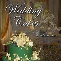 Wedding Cakes by Salwah Omar