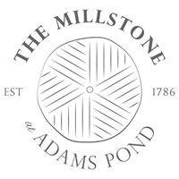 The Millstone At Adams Pond