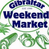 Gibraltar Weekend Market