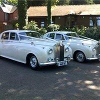 Blushing Bride Wedding Cars