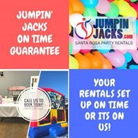 Jumpin Jacks party inflatables