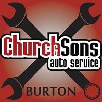Church and Sons Burton