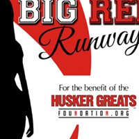 Husker Greats Big Red Runway