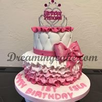 Dreaming cake