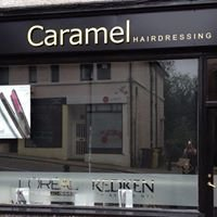 Caramel hairdressing