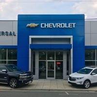 Universal Chevrolet Co
