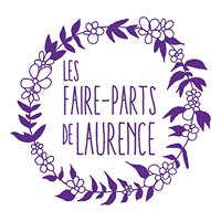 Les faire-parts de Laurence