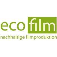 ecofilm nachhaltige filmproduktion