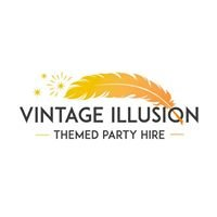 Vintage Illusion - Great Gatsby Inspired