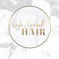 Kayla Marshall Wedding Hair & Style