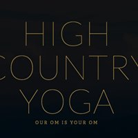 High Country Yoga