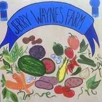 Jerry Waynes Farm