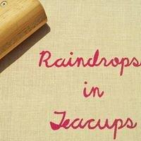 Raindrops in Teacups Textiles