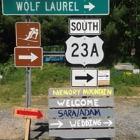 Memory Mountain at Wolf Laurel