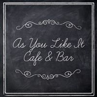 As You Like It - Cafe and Bar