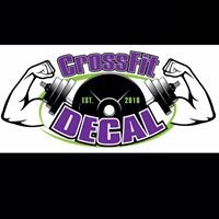 CrossFit Decal
