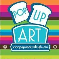 Pop Up Art Raleigh