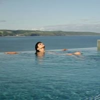 St Brides Spa Hotel, Pembrokeshire, UK at BestLoved.com