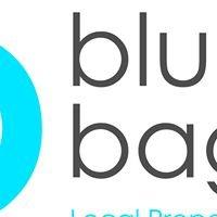 Blue baguette