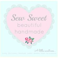 Sew Sweet . . . beautiful handmade creations for every occasion
