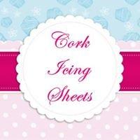 Cork Icing Sheets