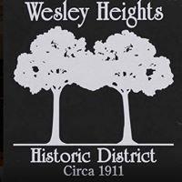 Wesley Heights Historic Neighborhood