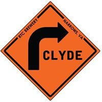 Right Turn, Clyde Brewing Company