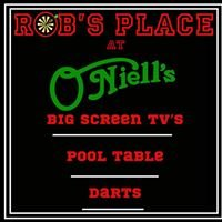 Rob's Place at O'Niell's Pub in Nob Hill