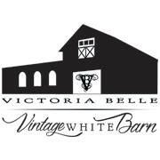 Vintage White Barn at Victoria Belle Mansion