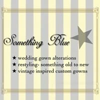 Something Blue-Fine Sewing and Wedding Alterations
