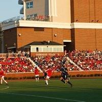 Osborne Stadium at Liberty University