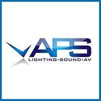 APS Lighting-Sound-AV