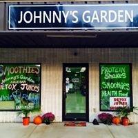 Johnny's Garden juice bar - LIVE. LOVE.  JUICE