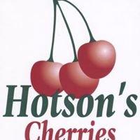Hotsons Cherries