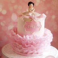 Designer cake Art