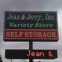 Jean And Jerry, Inc. Self Storage