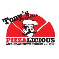 Tony's Pizzalicious