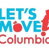 Let's Move! Columbia