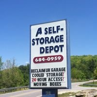 """A Self Storage Depot - A """"One-Stop Shop"""" for People Moving"""