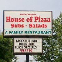 South Congaree House of Pizza