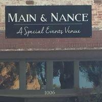 Main and Nance