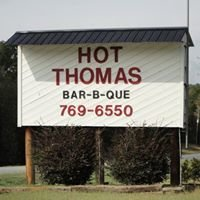 Hot Thomas' Barbeque