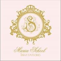 Maria Scheel Invitations & More...