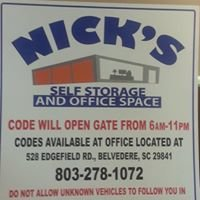 Nick's Self Storage and Office Park
