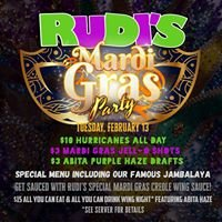 Rudis Bar and Grill