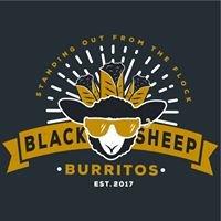 Baa'd Sheep Burritos